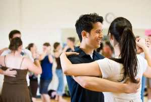 Salsa group classes and bachata group classes at bahhari